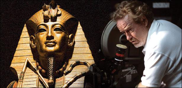 "O Ridley Scott Θα Σκηνοθετήσει Το ""Pharaoh"" Του HBO"