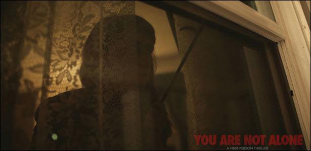 "Trailer Του Ανεξάρτητου Θρίλερ ""You Are Not Alone"""