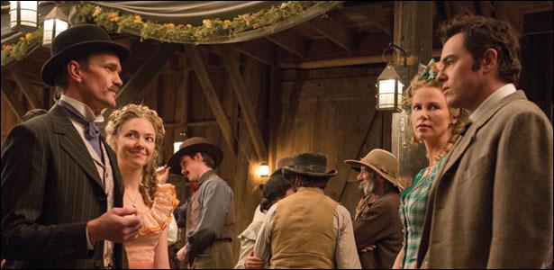 """Νέο Trailer Απο Το """"A Million Ways to Die in the West"""""""