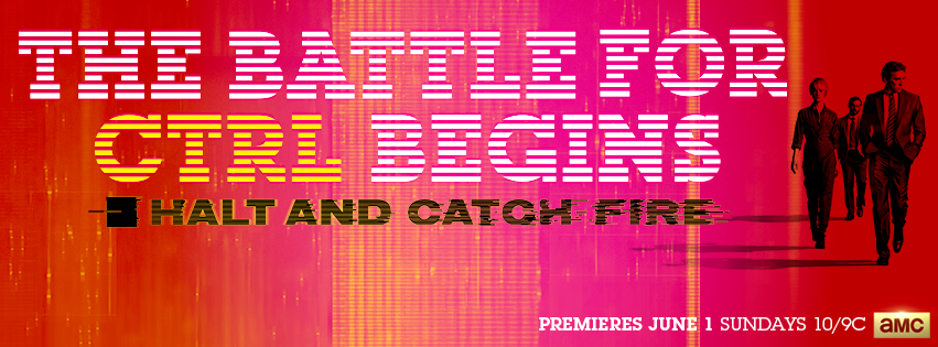 Halt and Catch Fire AMC