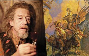 Ο John Hurt Στο Ρόλο Του Don Quixote?