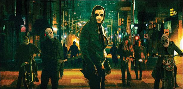 """Δεύτερο Trailer Απο Το """"The Purge: Anarchy"""""""