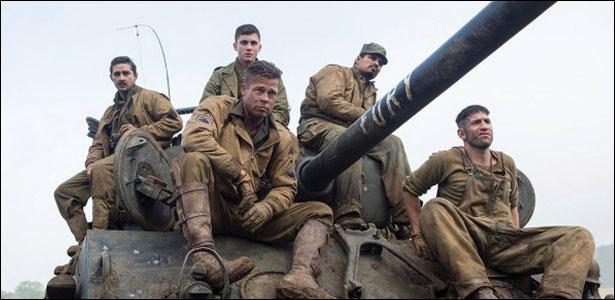 """Πρώτο Trailer Απο Το """"Fury"""" Του David Ayer"""