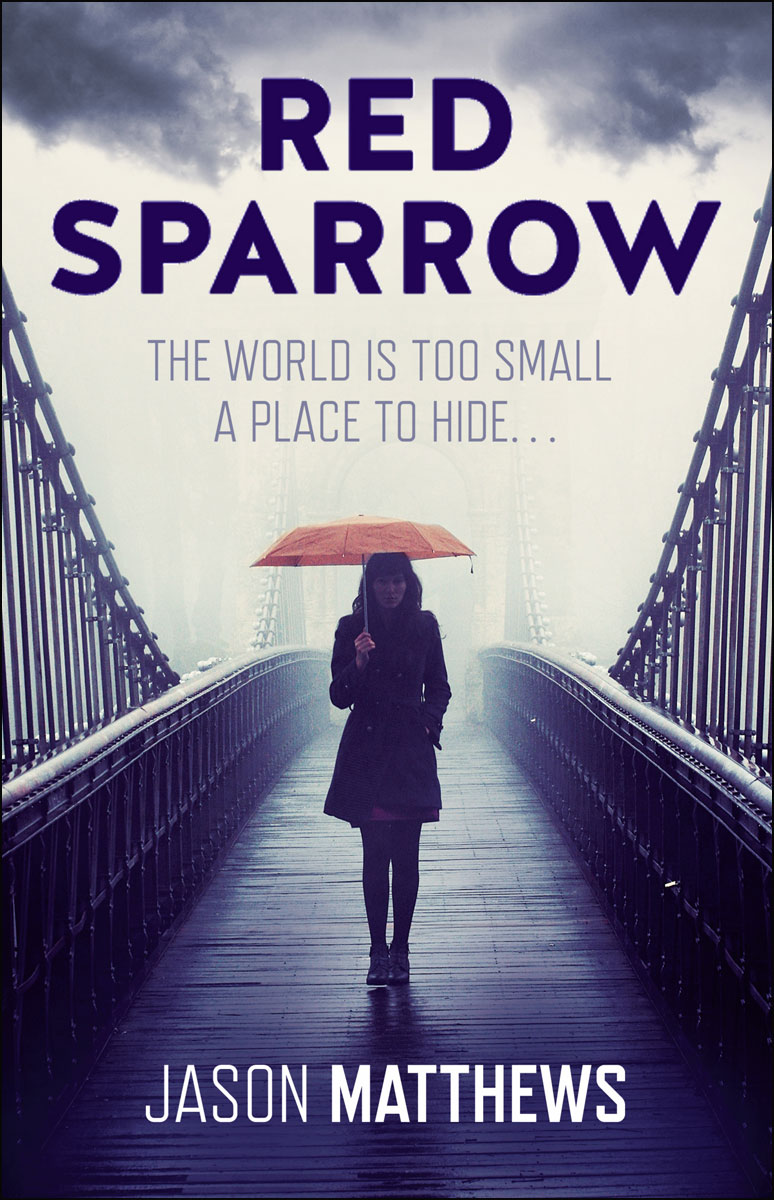 red-sparrow-Jason-Matthews