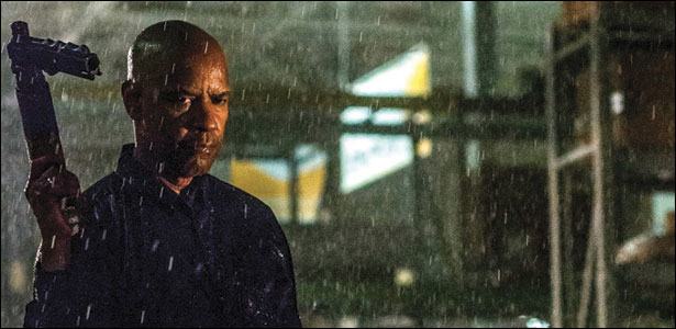 """Νέο Trailer Απο Το """"The Equalizer"""""""