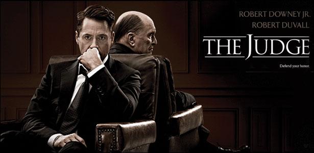 """Πρώτο Trailer Του """"The Judge"""""""