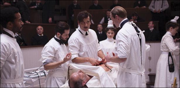 "Trailer Της Νέας Τηλεοπτικής Σειράς ""The Knick"""