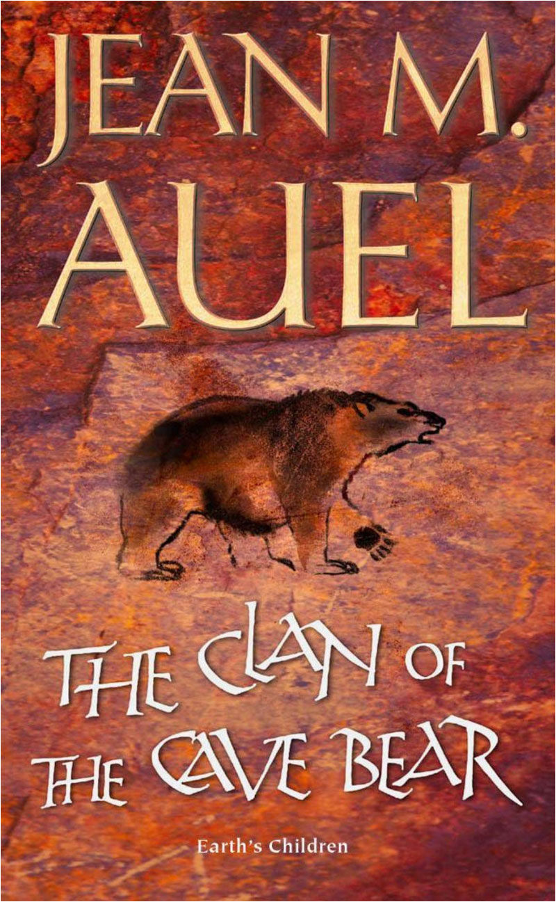 The-Clan-Of-The-Cave-Bear-book