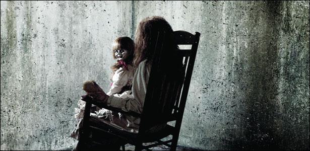 """Teaser-Trailer Του Θρίλερ Τρόμου """"Annabelle"""""""