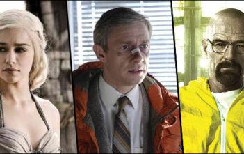 Οι Υποψηφιότητες Για Τα Βραβεία Emmy 2014