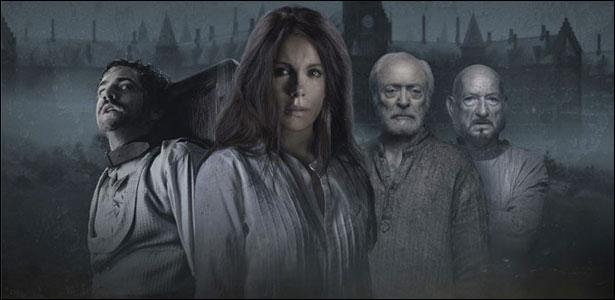"""Πρώτο Trailer Απο Το """"Stonehearst Asylum"""""""