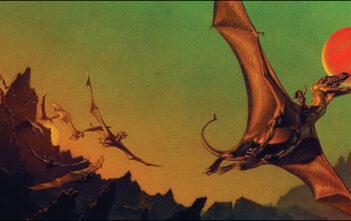 """Η Warner Απέκτησε Το """"Dragonriders of Pern"""""""