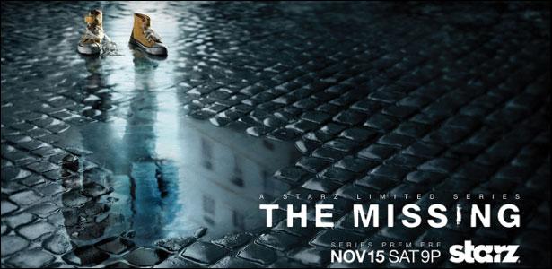 """Νέα Τηλεοπτική Μίνι-Σειρά: """"The Missing"""""""