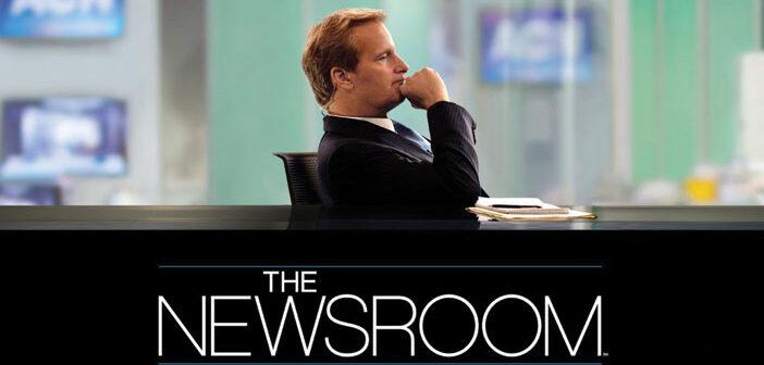 """Πρώτο Teaser Απο Την 3η Σαιζόν Του """"The Newsroom"""""""