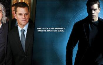 """Ο P. Greengrass & Ο M. Damon Επιστρέφουν Στο """"Jason Bourne"""""""