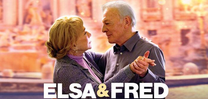 "Trailer Της Ρομαντικής Κωμωδίας ""Elsa & Fred"""