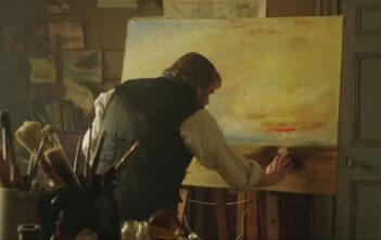 """Νέο Trailer Απο Το """"Mr. Turner"""""""