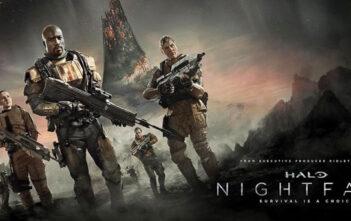 """Πρώτο Trailer Απο Το """"Halo: Nightfall"""""""