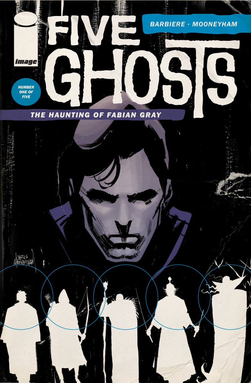 five ghosts comic