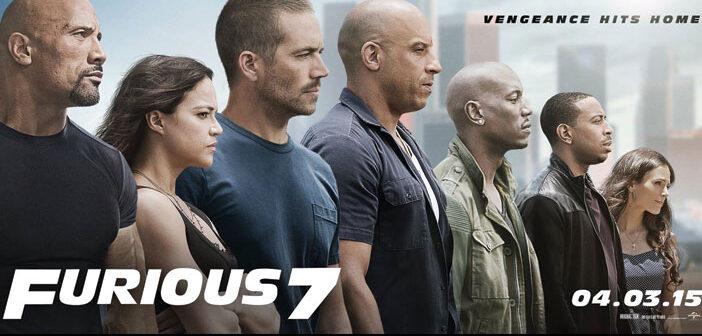 """Πρώτη Ματιά: """"Furious 7"""" Του James Wan"""
