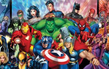 Οι 40 (!) Ταινίες Comic Που Θα Δούμε Μέχρι το 2020