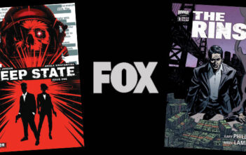 "Το Fox Απέκτησε Τα Comics ""Deep State"" & ""The Rinse"""