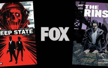 """Το Fox Απέκτησε Τα Comics """"Deep State"""" & """"The Rinse"""""""
