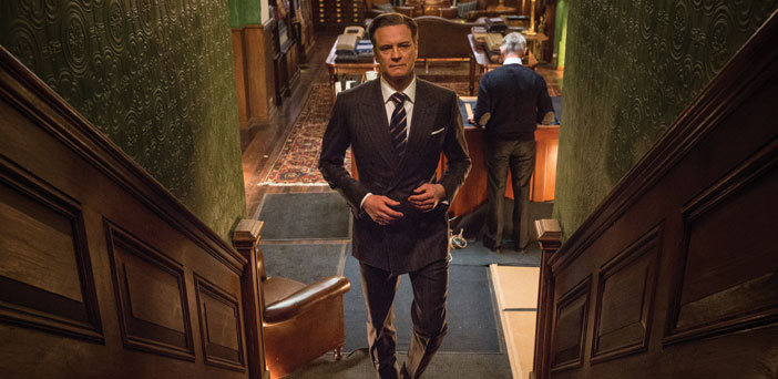 """Kingsman: The Secret Service"""