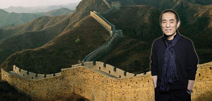 """Ο Zhang Yimou Ετοιμάζει To """"The Great Wall"""""""