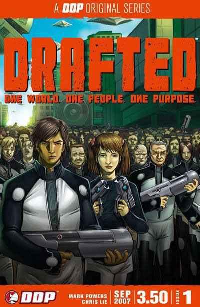"""Το Comic """"Drafted"""" Μεταφέρεται Στο Σινεμά"""