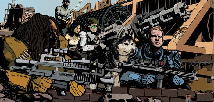 """Το Comic """"Marksmen"""" Μεταφέρεται Στο Σινεμά"""