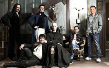"Trailer Απο Την Παρωδία ""What We Do in the Shadows"""