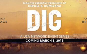 """Νέο Trailer Της Τηλεοπτικής Σειράς """"Dig"""""""