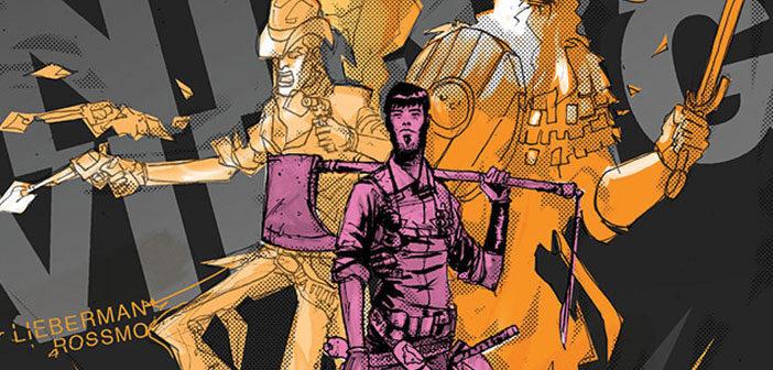 """Η Universal Ετοιμάζει Το """"Cowboy Ninja Viking"""""""