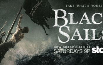 """Νέο Trailer Απο Την 2η Σαιζόν Του """"Black Sails"""""""