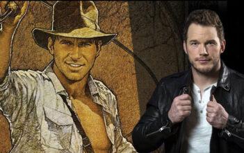 Ο Chris Pratt Ο Νέος Indiana Jones?