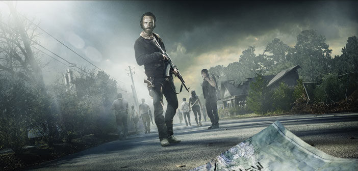 "Teaser Απο Την Συνέχεια Του ""The Walking Dead"""