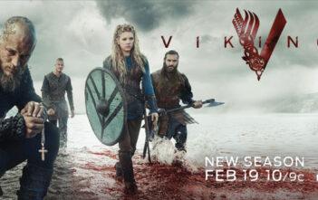 """Στις 19 Φεβρουαρίου Η Επιστροφή Του """"Vikings"""""""