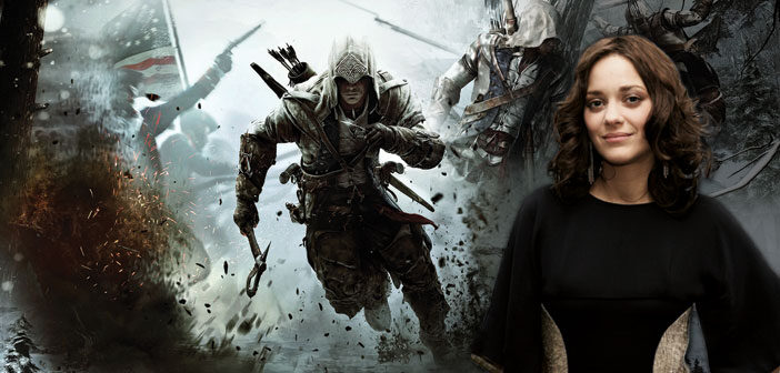 "Η Marion Cotillard Στο ""Assassin's Creed"""