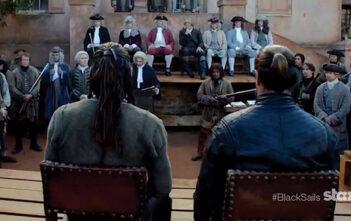 """Season Finale Για Το """"Black Sails"""""""