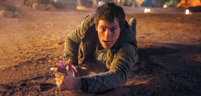 """Πρώτες Εικόνες Απο Το """"Maze Runner: The Scorch Trials"""""""