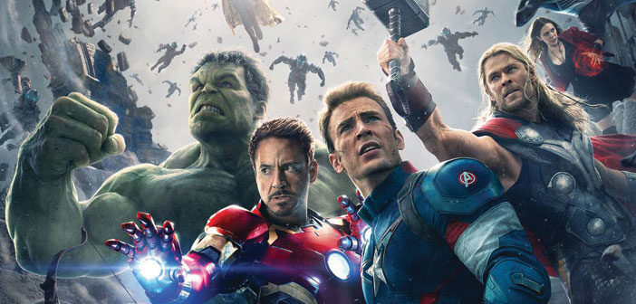 "Το Τελικό Trailer Του ""The Avengers: Age of Ultron"""