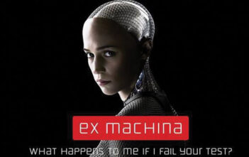 """Νέο Trailer Απο Το """"Ex Machina"""""""