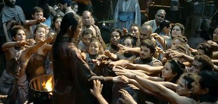 """Νέο Trailer Απο Την 5η Σαιζόν Του """"Game of Thrones"""""""