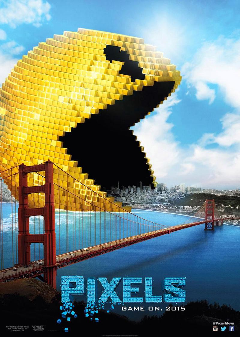 pixels---poster