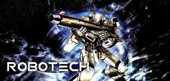 """Η Sony Απέκτησε Το """"Robotech"""""""