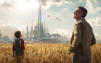 """Πρώτο Trailer Απο Το """"Tomorrowland"""""""