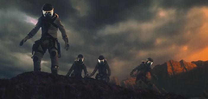 """Τρίτο Trailer Απο Το """"Fantastic Four"""""""