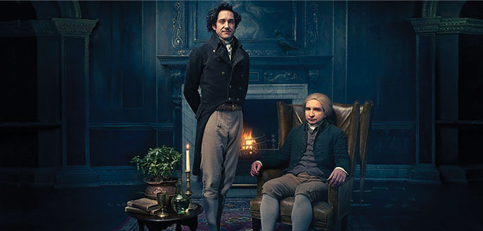 """Jonathan Strange and Mr Norrell"