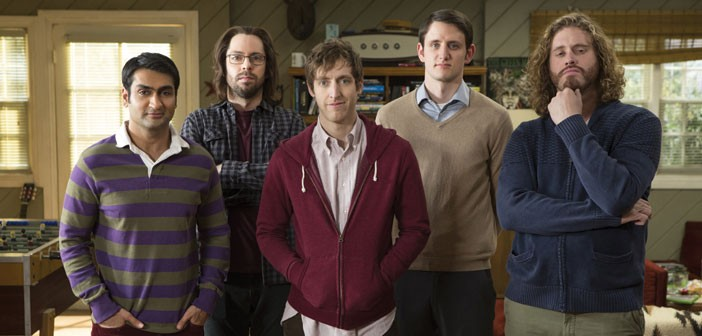 Silicon-Valley cast